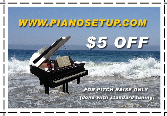 piano tuning coupon